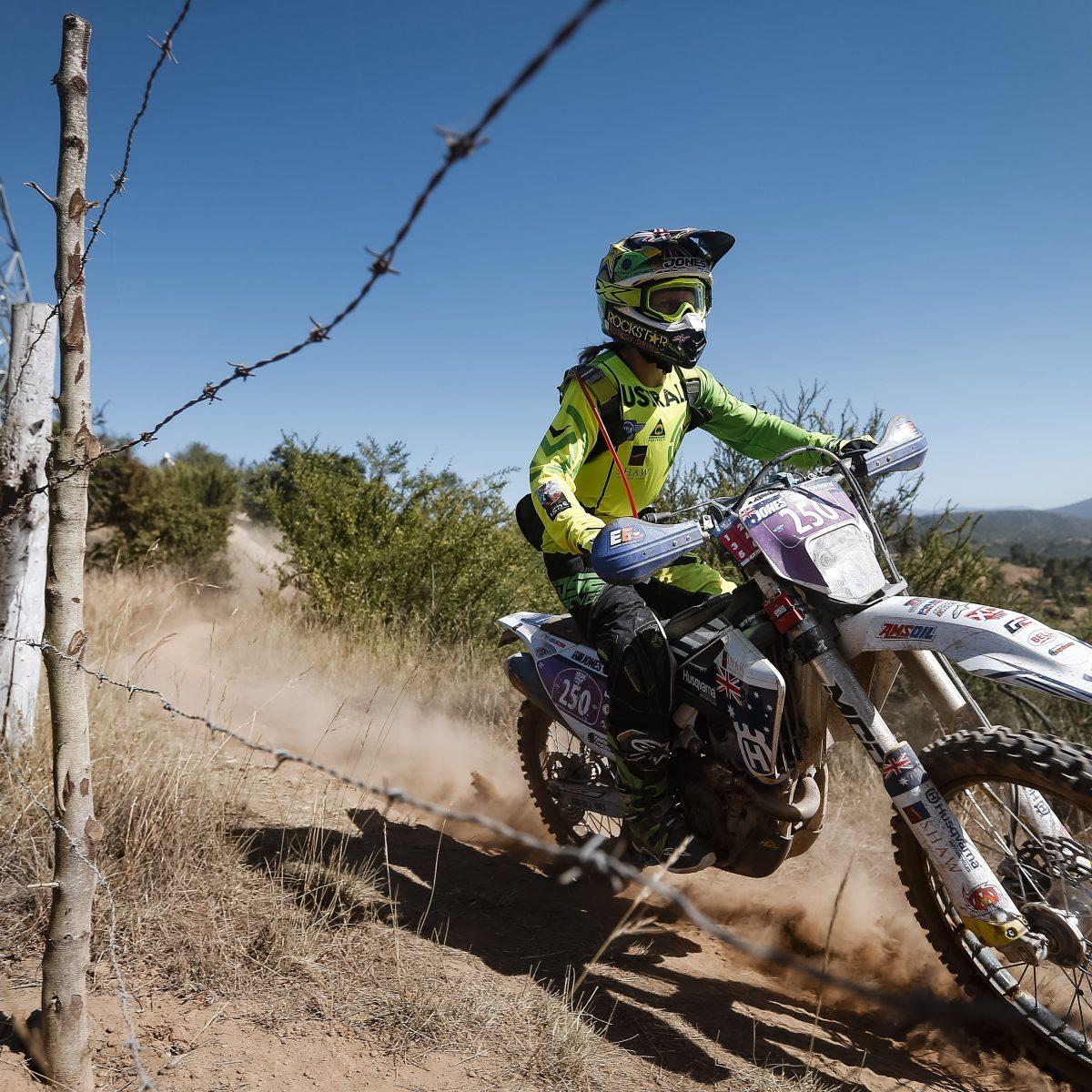 Tayla Jones – Rockstar Energy Husqvarna Factory Racing