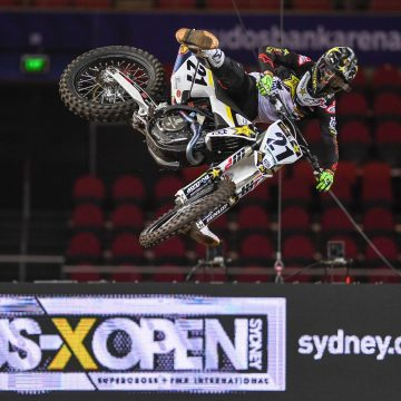 Jason Anderson claims emphatic victory at Aus-X Open Supercross