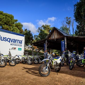 PIONEERING HUSQVARNA MOTORCYCLES 701 ENDURO TREK HOSTED IN VICTORIA'S HIGH COUNTRY