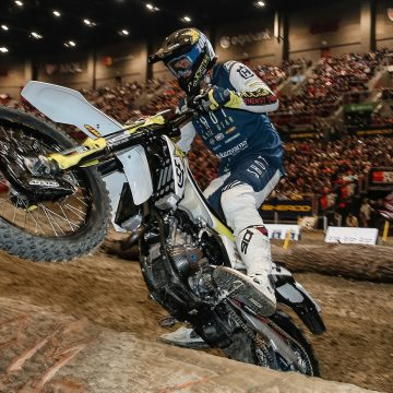 BILLY BOLT INTERVIEW – 2020 SUPERENDURO WORLD CHAMPION