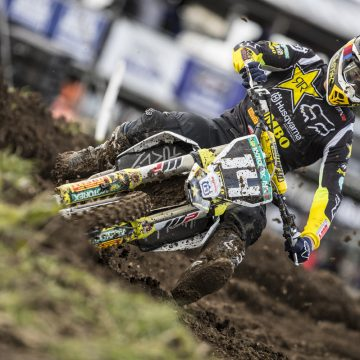 JED BEATON FINISHES FOURTH OVERALL AT MXGP OF GREAT BRITAIN