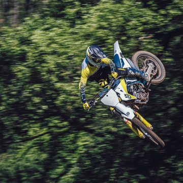 HUSQVARNA MOTORCYCLES PRESENTS 2021 MOTOCROSS RANGE